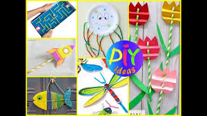 30 fan drinking straws crafts for kids diy projects for kids