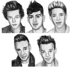 one direction cards one direction aceo cards 2 by nickspencil on deviantart