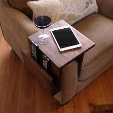 Sofa Arm Table by Best 25 Tray Tables Ideas Only On Pinterest Ottoman Table