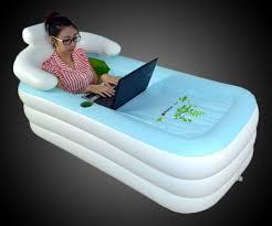 laptop bathtub inflatable floating bathtub dudeiwantthat com