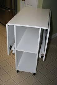 fold away sewing machine table sewing furniture storage kangaroo wallaby ii teak sewing machine