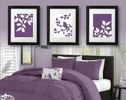 Bedroom Decor Purple Interior Design