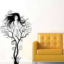 aliexpress com buy new tree branch girl pattern bedroom