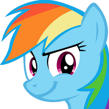 Rainbow Meme - rainbow dash know your meme