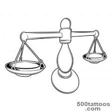 libra tattoos designs ideas meanings images