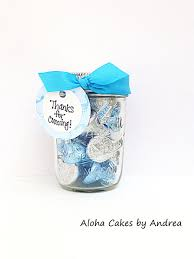 Blue Favors by Baby Shower Favor It S A Boy Jar Jar Thank You Gift