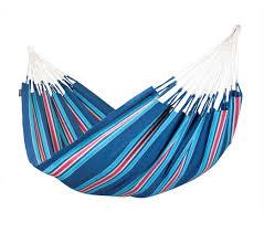 la siesta amaca amaca doppia currambera bleu la siesta