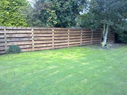 garden fencing panels homebase home outdoor decoration