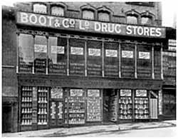 shop boots pharmacy the nottinghamshire heritage gateway themes boots overview