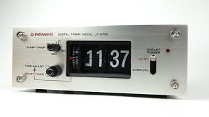reading l with timer retro tech audio timer pioneer jt 215a youtube