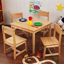 kids study table and chair set activity center arts crafts