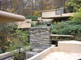 guest house at fallingwater a frank lloyd wright designed home in