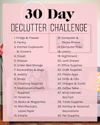 Getting Organized At Home by The Halfway Point Update On My Radical Decluttering Challenge