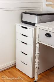 Diy Desk Drawer Office Drawer Organizing Diy With Free Materials