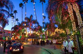 downtown riverside festival of lights festival of lights at the mission inn in riverside california