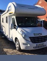 reduced u0027 bargain 7 berth motorhome 2013 rimor katamarano 9 7