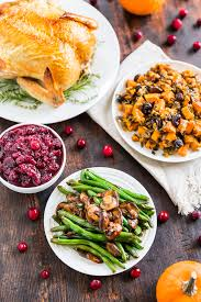 gluten free thanksgiving menu get inspired everyday