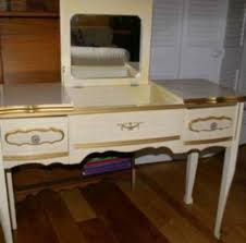 Sears Furniture Desks Bonnet By Sears Collection French Provincial Vanity I Still Need