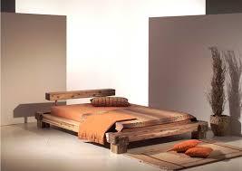 Modular Bed Frame Modular Cal180 41 Bett Cali 180 X 200 Cm Akazie Massiv Natur