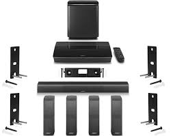 bose 3 2 1 gs series ii home theater system bose acoustimass 10 series v home theater speaker system black