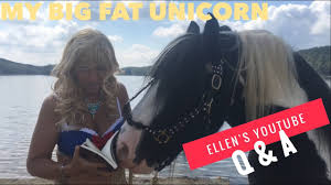 Barn Burning Questions Funny Horse Videos The Ellen Show Ellen U0027s Youtube Channel