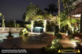 Landscape Lighting Installation - landscape lighting coconut grove illumination fl