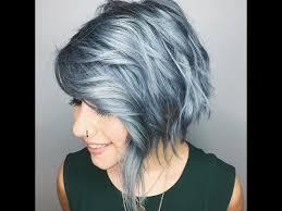 trendy grey hair trendy grey hair color ideas to rock youtube
