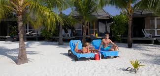 kuredu u0027s beach villas are a very popular accommodation type