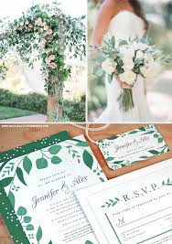 wedding invitations greenery new plantable wedding invitations for embracing lush gardens