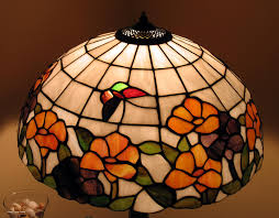 Glass Lamp Shades For Table Lamps Painting Stained Glass Lamp Shades Modern Wall Sconces And Bed Ideas
