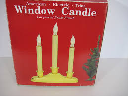 interior design electric window candles electric plastic
