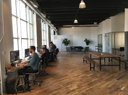 how the flexible office plan killed the open office fortune com w amp p 039 s open plan office in greenpoint