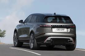 the new range rover velar is a work of art on wheels autobics