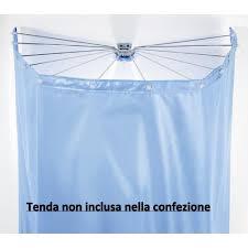 bagno o doccia spirella ombrella 10 11816 set sospensione ad ombrello 12 braccia