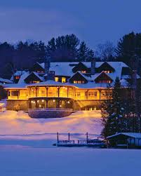 consider tying the knot at the picturesque lake placid lodge in