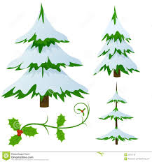 christmas winter snow covered trees trees clip art u2013 clipart free