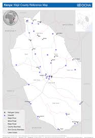 Kenya Map Africa by A Dying Breed Of Peacemakers In Kenya U0027s North East Crisis Group