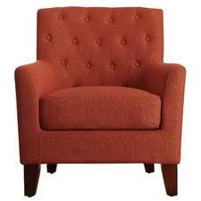 Burnt Orange Accent Chair Valuable Orange Chairs Living Room
