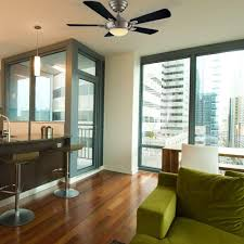 Home Decorators Hampton Bay Hampton Bay Midili 44 In Brushed Nickel Indoor Ceiling Fan 68044