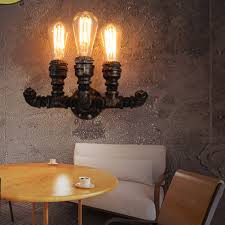 Hallway Wall Sconces Online Get Cheap Pipe Lamp Aliexpress Com Alibaba Group
