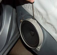 2006 honda civic speakers diy front door speaker install coupe and sedan honda civic forum