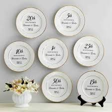 50th anniversary plate 50th wedding anniversary gift ideas parents 50th wedding