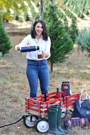 a christmas tree farm picnic fall picnic ideas trees winter