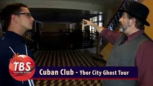 ybor ghost tour halloween special youtube
