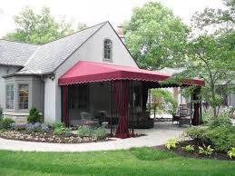 Capital City Awning Residential Patio Awnings Traditional Patio Columbus By