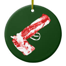 handgun ornaments keepsake ornaments zazzle