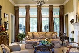 Pictures Of Traditional Living Rooms by Living Room Amazing Blue Curtains Decorating Ideas Images In