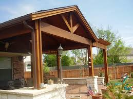 Building A Covered Porch Covered Patio Kits Wood Home Outdoor Decoration