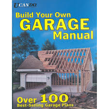 Build A Garage Plans by Shop Build Your Own Garage Manual At Lowes Com