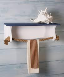 25 best of nautical towel rack